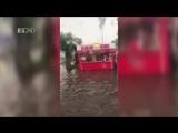 Химмаш после дождя напоминает Венецию