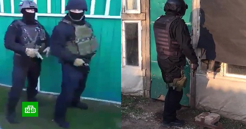 В Оренбургской области задержали вербовщиков переправлявших боевиков на Ближний Восток