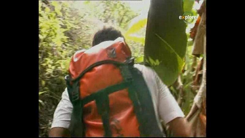 Майк Хорн 7000 km через Анды и вниз по Амазонке