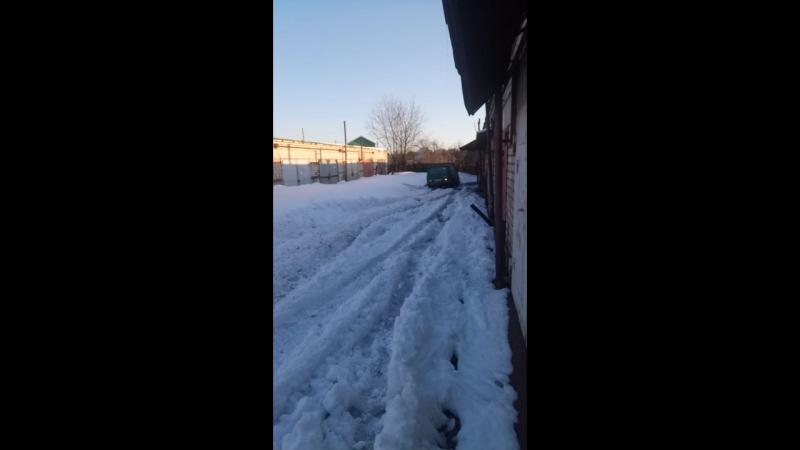гаражи)