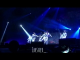VK180630 MONSTA X - Jealousy @ THE 2ND WORLD TOUR 'The Connect' in Bangkok