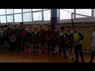 турнир в школе 41 18.02.18