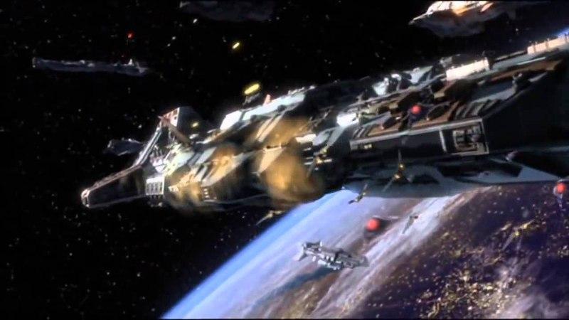 Stargate Space Battles