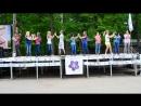 Танец «Нано-техно» - Парк Швейцария 26.05.2013