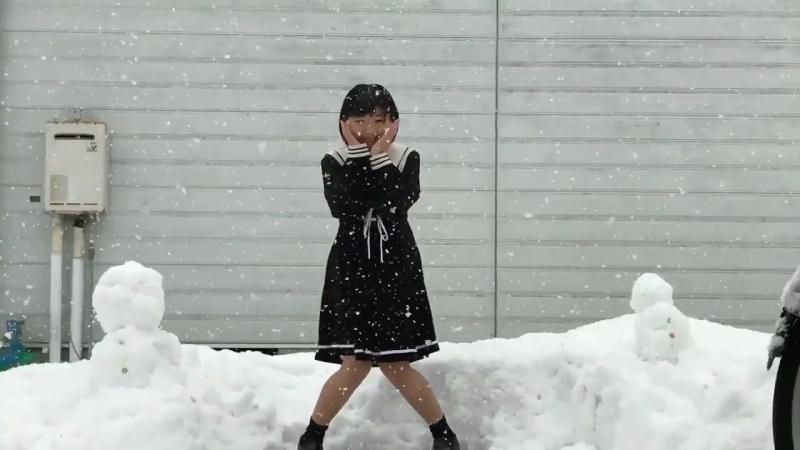 女子高校生 好き!雪!本気マジック 踊ってみた sm30497889