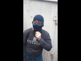 Анонимный горнолыжный вейпер XD