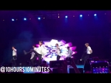 [VK][180303] MONSTA X - Beautiful @ HSBC Women's World Championship Music Festival 2018