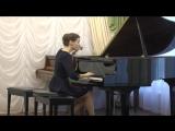 В.А.Моцарт 12 вариаций на тему французской песни
