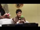 Taehyun and hairband