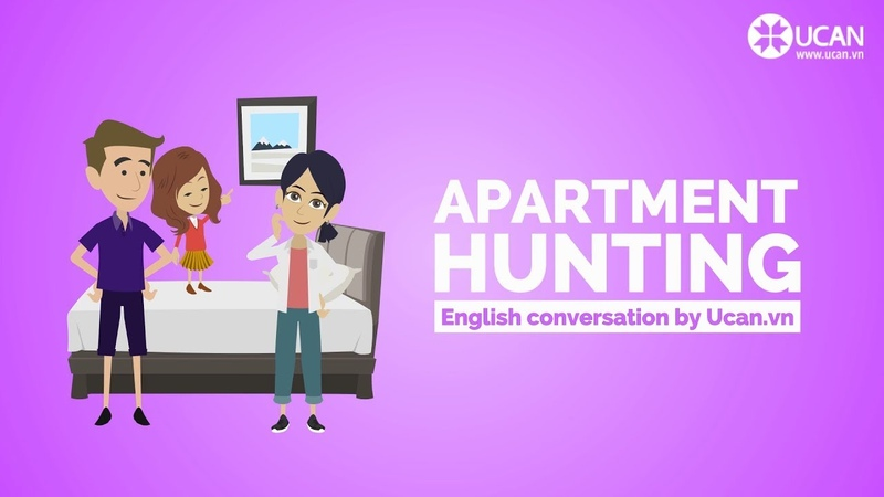 Learn English Conversation Lesson 24. Apartment Hunting