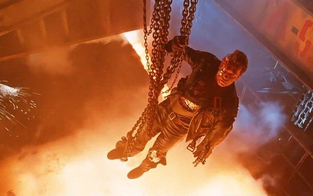 Гермиона прощается с терминатором | Hermione goodbying with terminator