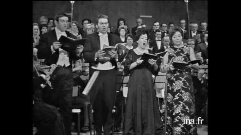 Бетховен Торжественная месса ре мажор Op 123 Ляйтнер 11 11 1969 Гибель Рютгерс Холльвег Молль