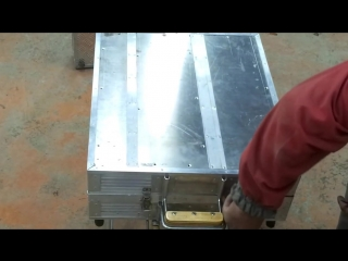 Самодельный ящик для инструмента