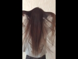 Наращивание волос .Рита Любина