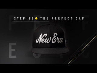 STEP 22 THE PERFECT CAP