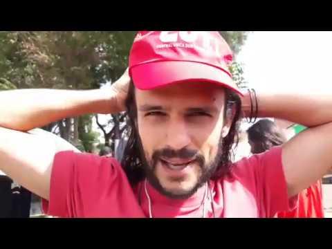 A atriz Renata Sorrah traz seu apoio e solidariedade ao Presidente Lula