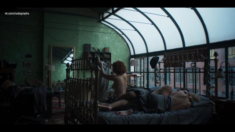 Ана Мария Польвороса (Ana Maria Polvorosa), Ана Фернандес (Ana Fernandez) - Телефонистки (Las chicas del cable, 2017) s01e08