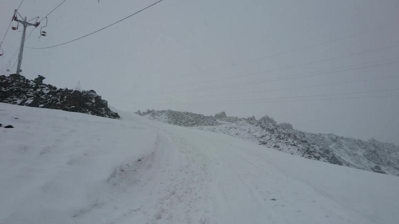 Любители лыж и сноубордов подтягивайтесь на Кавказ.