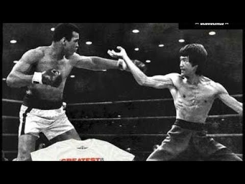 Bruce Lee Bir Gün Muhammed Ali İle Dövüşeceğim (Bruce Lee Muhammed Ali Fanıydı)