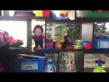 Внуковское - День аиста в детском доме Молодая гвардия