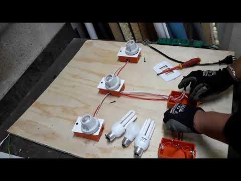 Como Conectar un Circuito electrico 9/32
