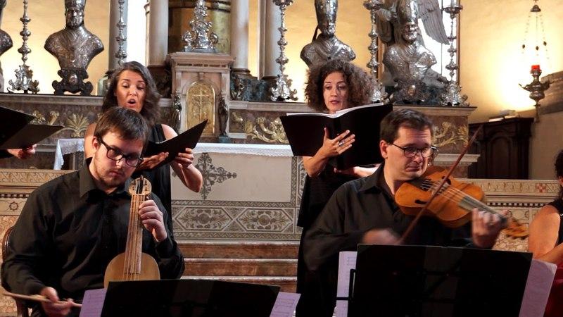Sì dolce non sonò chol Lir Orfeo, Francesco Landini, La Fonte Musica, Michele Pasotti