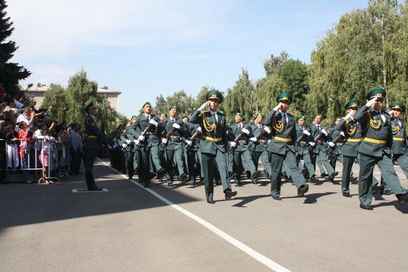Воспитание казахстанского патриотизма у курсантов-пограничников на примере жизни и деятельности Бауыржана Момышулы