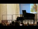 Концерт в Белом Зале Политехнического Университета посвящённый С М Слонимскому Король музыкант сюита по сказке братьев Гримм