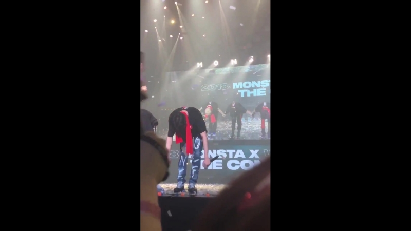 [Fancam][27.05.2018] The 2nd World Tour