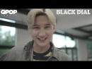 QPOP LEAGUE BLACK DIAL's TACHI