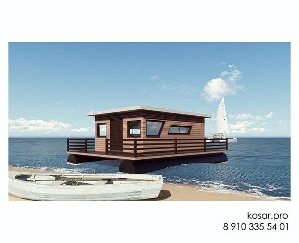 Одноэтажный дом 5027