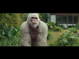 RAMPAGE Official Trailer (2018)