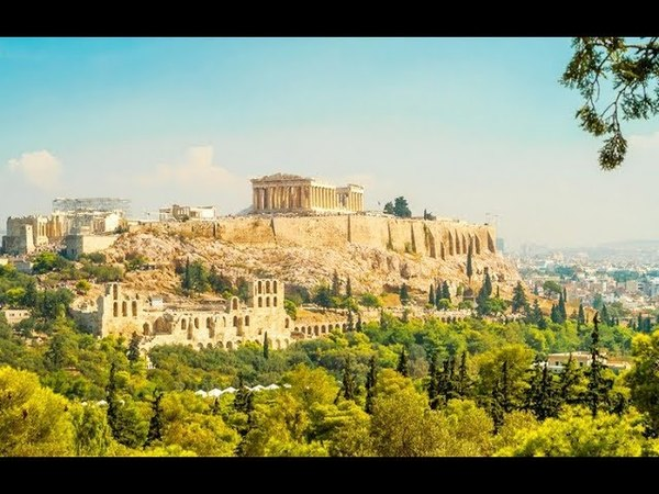 Афины Греция ⁄ Athens Greece 4K Ultra HD