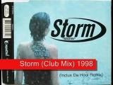 DJ. DA HOOL - STORM (INCLUS, CLUB MIX-1998)