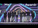171202 EXO - Netizen Choice Award @ MelOn Music Awards 2017