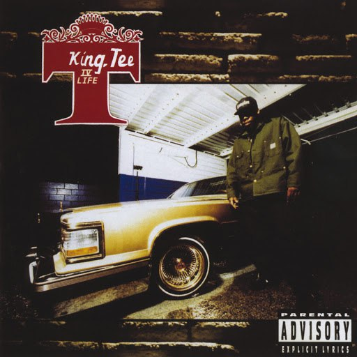 King Tee альбом IV Life