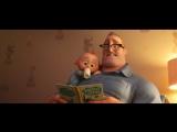 Суперсемейка 2 / The Incredibles 2.Трейлер #2 (2018) [1080p]