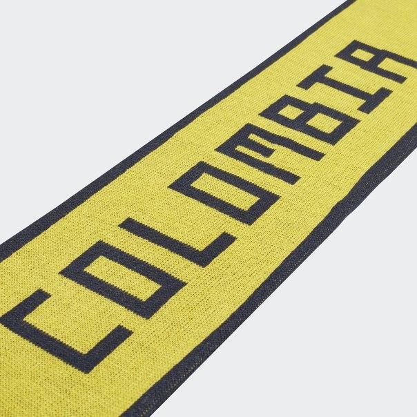 Шарф для болельщика сборной Колумбии