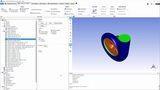 ANSYS Fluent Evaluating the Performance of a Centrifugal Pump with a Volute