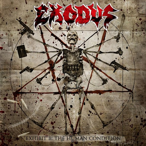 Exodus album Exhibit B: The Human Condition