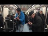 Уличные музыканты в метро ( СПб / Гитара / Балалайка / Призрак оперы / The Phantom of the Opera / Инструментальная музыка )