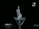Дита Фон Тиз (Dita Von Teese). Танец в бокале с мартини