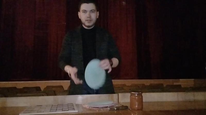 Відео-запрошення на акустичний фестиваль Межсезонье. Весенний Слой - 3 від маразммейкера гурту КТУЛХУ - Іллі Ротаря
