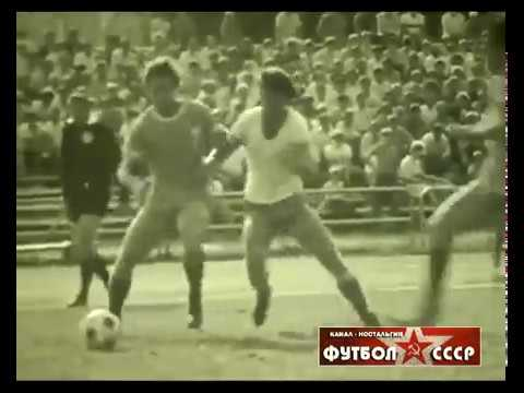 1986 Торпедо Луцк Океан Керчь 2 1 Чемпионат СССР по футболу Вторая лига