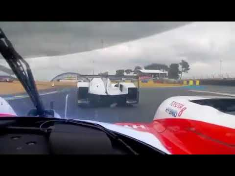 Fernando Alonso   super fast overtakes   winner of 24h of Le Mans 2018