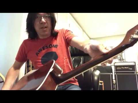 Tomo Fujita Guitar Lesson 1 / Less time, the most effective fingering exercise