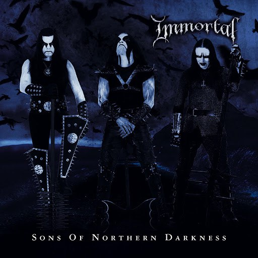 Immortal альбом Sons of Northern Darkness