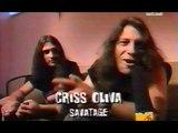 Savatage - Berlin 22.05.1993 (Live &amp Interview) (TV)