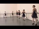 Народно-сценический танец,зачёт2семестр- 1,2год обучения в уч.,поклон,plie2
