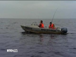 Ловля щуки на Ладожском озере(RTG)